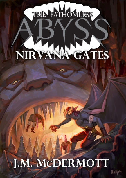 Nirvana Gates by J. M. McDermott